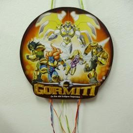 Piñata Gormiti infantil para cumpleaños