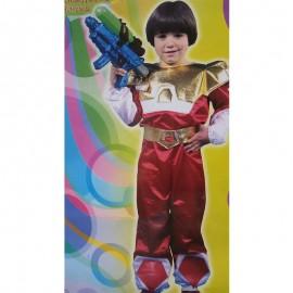 Disfraz de Guerrero Galactico para niño