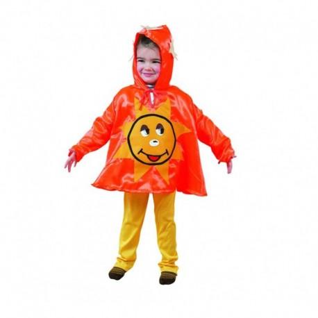 Disfraz de Sol para niño