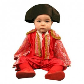 Disfraz de Torero bebé