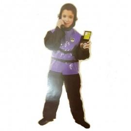 Disfraz de Policia de Asalto para niño