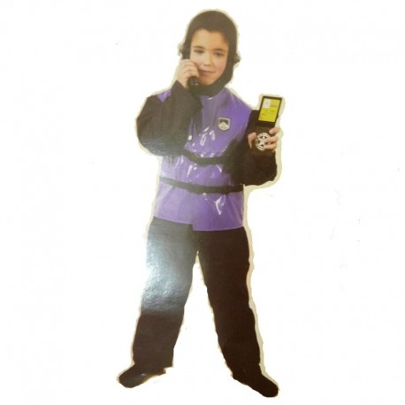 Disfraz de Policia de Asalto de niño