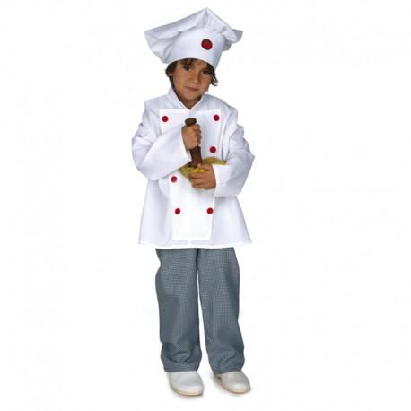 Disfraz de Cocinero de niño