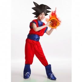 Disfraz de Goku para niño