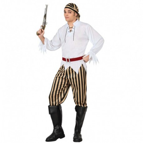Disfraz de Pirata de hombre