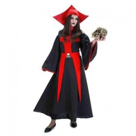 Disfraz de Gótica de mujer
