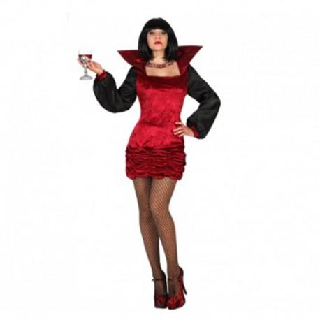 Disfraz de Vampiresa sexy de mujer