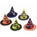 Sombrero de bruja para niña