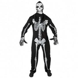 Disfraz de Esqueleto de hombre
