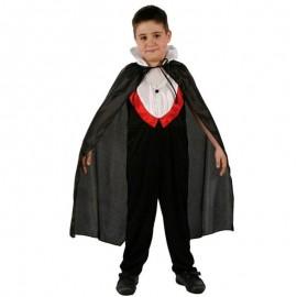 Disfraz de Dracula para niño