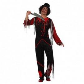 Disfraz de Payaso Sangriento para hombre