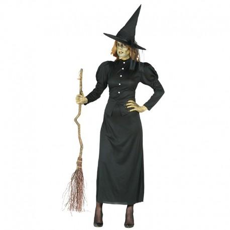 Disfraz de Bruja Malvada de mujer