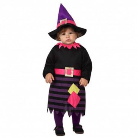 Disfraz de Bruja de bebé