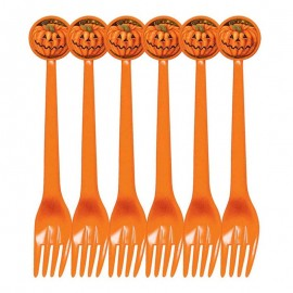Tenedores de Halloween para decoración