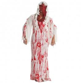 Disfraz de Muerta Viviente para mujer
