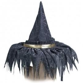 Sombrero de bruja de alta calidad para mujer