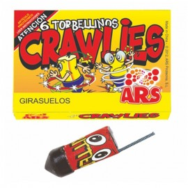 Petardos:  Crawlies
