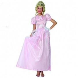 Disfraz de Princesa de cuento de mujer