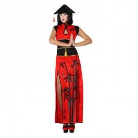 Disfraz de China de mujer