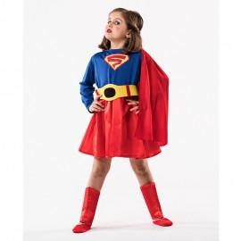 Disfraz de Superheroína para niña