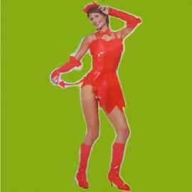 Disfraz de Demonia Sexy para mujer