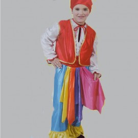 Disfraz Infantil de Zingaro