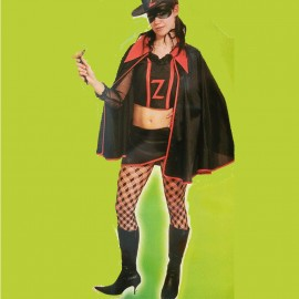 Disfraz de mujer Enmascarada