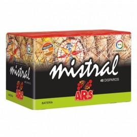MISTRAL 48 DISPAROS