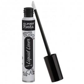 Maquillaje liquido al agua con aplicador, de color blanco