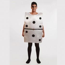 Disfraz de domino para adulto