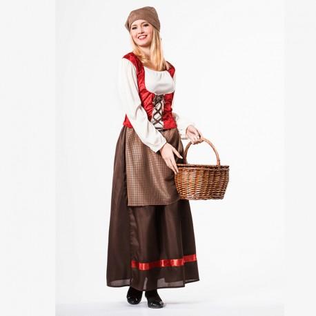 Disfraz de Posadera para mujer