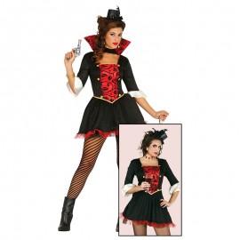 Disfraz de Condesa Vampira de mujer