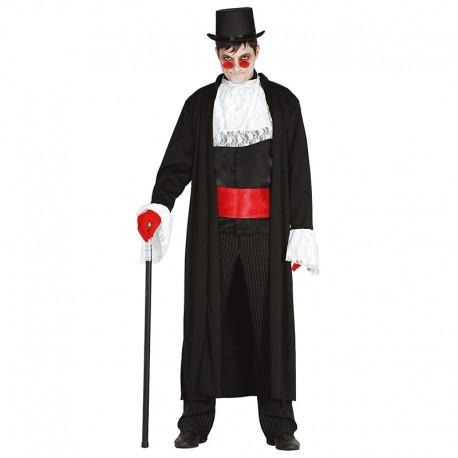 Disfraz de Vampiro para hombre