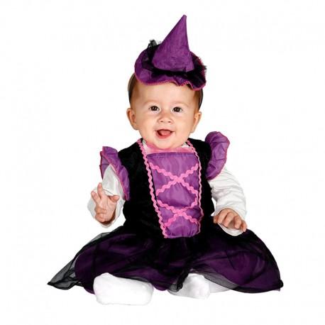 Disfraz de Bruja para bebe