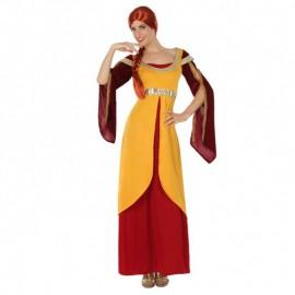 Disfraz de Dama Medieval para mujer