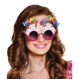 Gafas de Cumpleaños