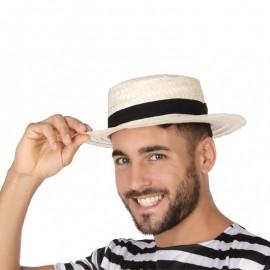 Sombrero de paja para adulto