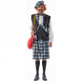 Disfraz de Escocés para hombre