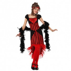 Disfraz de Cabaret para niña