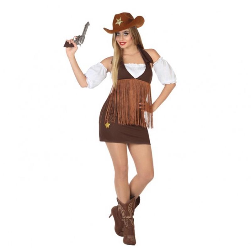 51c6f3006 Disfraz de Vaquera para mujer