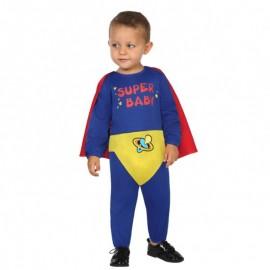 Disfraz de Heroe de Comic para bebé