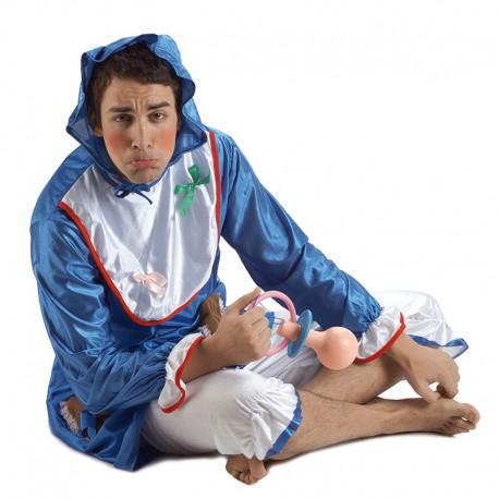 Disfraz de Bebé Adulto