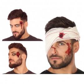 Pack de Tatuajes heridas de calcomania