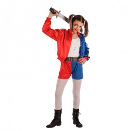 Disfraz de Animadora Asesina, para niña