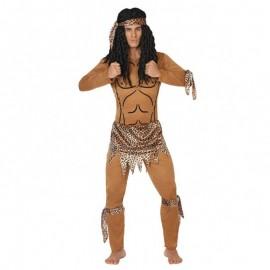 Disfraz de la jungla para hombre