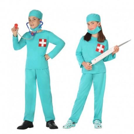 Conjunto de Enfermera de Quirófano