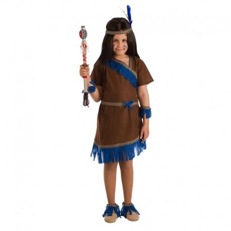 Disfraz de India infantil