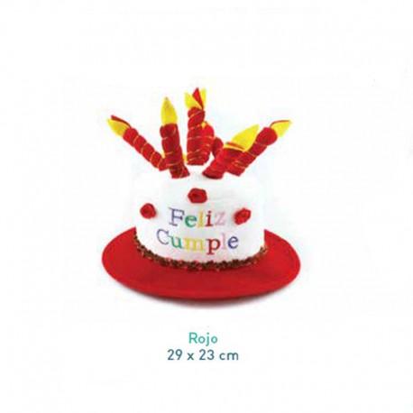 Sombrero Feliz Cumpleaños