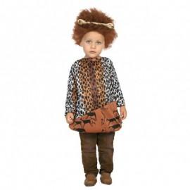 Disfraz de Cavernicola para bebé