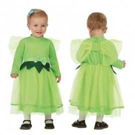 Disfraz de Hada verde para bebé